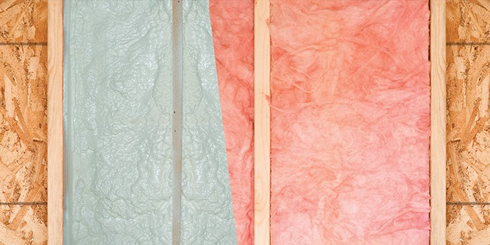 spuma poliuretanica vs vata bazaltica