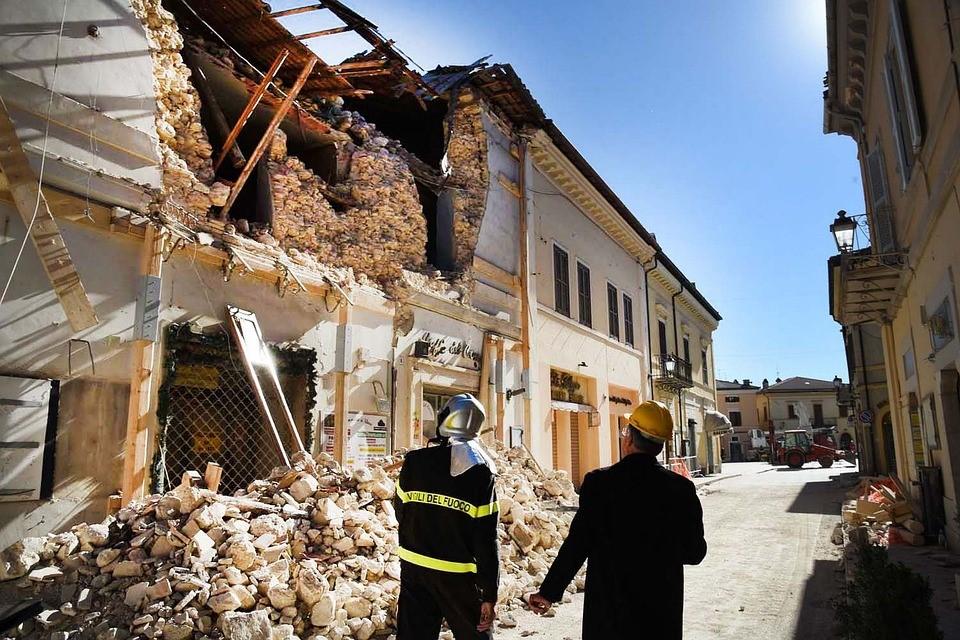 izolatia cu spuma si miscarile seismice