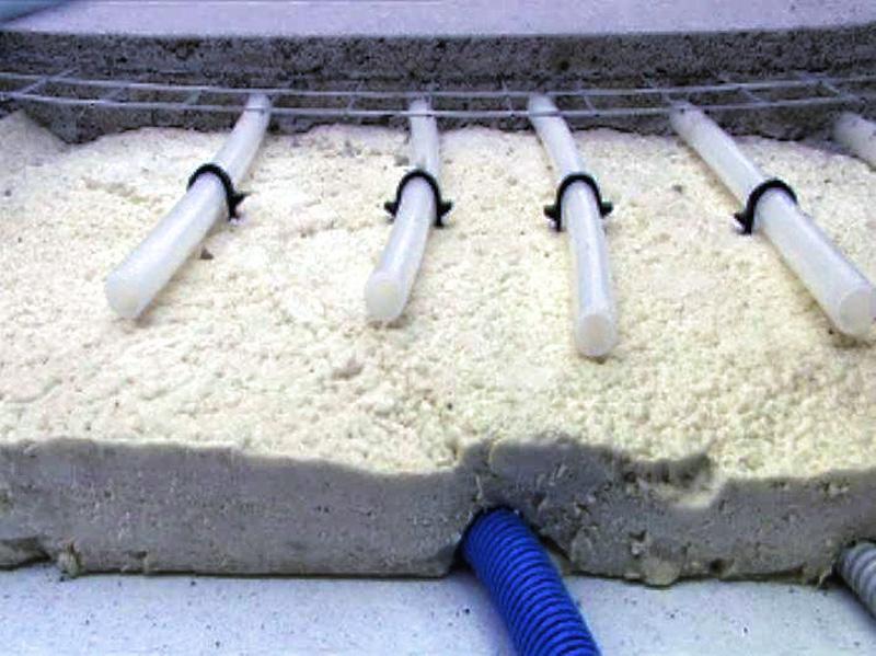 spuma poliuretanica incalzire pardoseala
