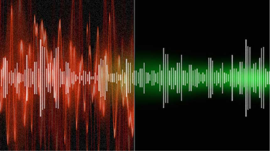 spectru poluare fonica