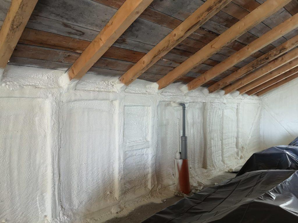 izolatie interioara casa veche